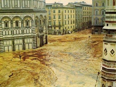 Florence flood of 1966